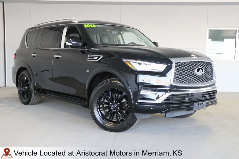 2018 INFINITI QX80  Merriam KS