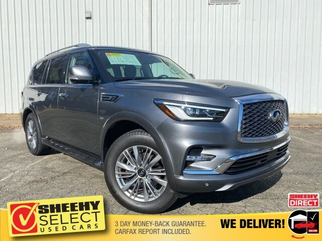 2018 INFINITI QX80 Base Richmond VA