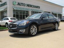 2018_Infiniti_Q70_3.7 *Premium Package * HTD/CLD FRONT SEATS, HTD STEERING WHEEL BACKUP CAMERA, PREMIUM SOUND SYSTEM_ Plano TX