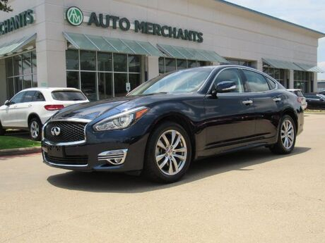 2018 Infiniti Q70 3.7 *Premium Package * HTD/CLD FRONT SEATS, HTD STEERING WHEEL BACKUP CAMERA, PREMIUM SOUND SYSTEM Plano TX