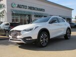 2018 Infiniti QX30 Premium AWD*NAVIGATION PKG,BACKUP CAM,PREMIUM STEREO SOUND,BLUETOOTH CONNECT,UNDER FACTORY WARRANTY!