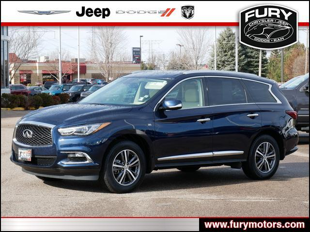 2018 Infiniti QX60 Oak Park Heights MN