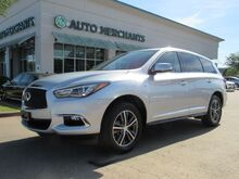 2018_Infiniti_QX60_Base AWD,Sunroof, Leather, 3rd Row Seat, Back-Up Camera, Bluetooth Connection, Climate Control_ Plano TX