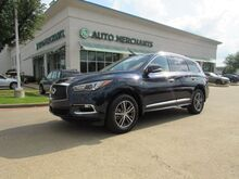 2018_Infiniti_QX60_Base FWD *Premium Plus Package , Premium Package* LEATHER, SUNROOF, 3RD ROW SEATING, BACKUP CAMERA_ Plano TX