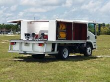 2018_Isuzu_NPR-HD_14' BABCO Aluminum sprayer_ Homestead FL