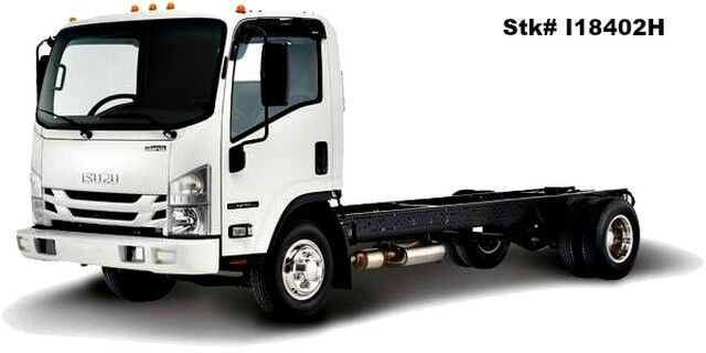 2018 Isuzu NPR-HD Cab & Chassis (Gas) Homestead FL