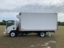 2018_Isuzu_NPR-XD_16' Refrigerated Truck_ Homestead FL
