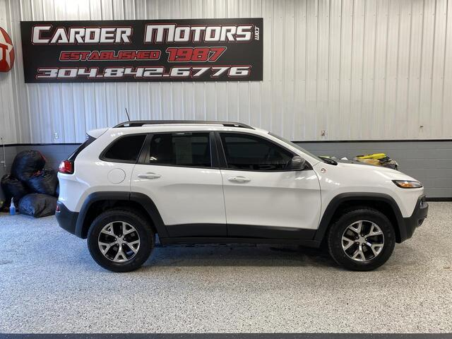 2018 JEEP CHEROKEE 4X4 TRAILHAWK Bridgeport WV