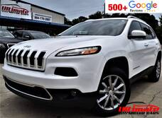 JEEP CHEROKEE LIMITED Limited 2018