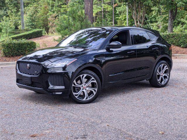 2018 Jaguar E-PACE First Edition Raleigh NC