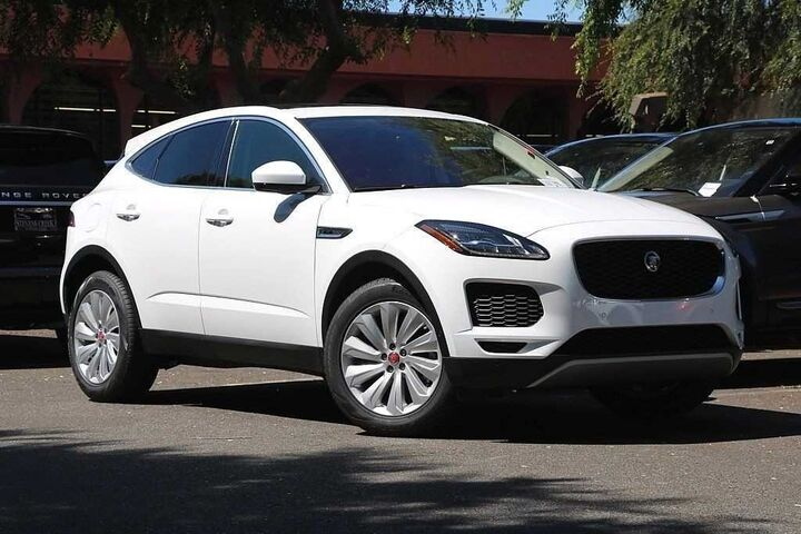 2018 Jaguar E PACE S California ...
