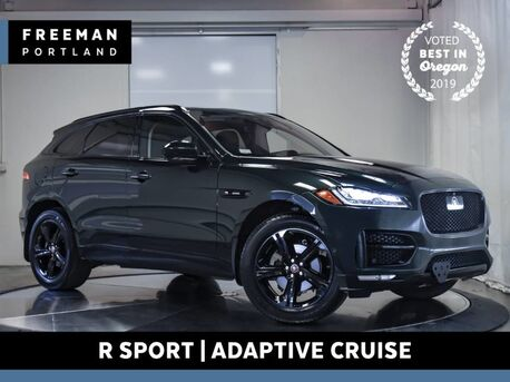 2018_Jaguar_F-PACE_20d R-Sport AWD Diesel Adaptive Cruise 360 Camera_ Portland OR
