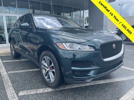 2018_Jaguar_F-PACE_25t Premium AWD ** Pohanka Certified 10 Year / 100,000  **_ Salisbury MD