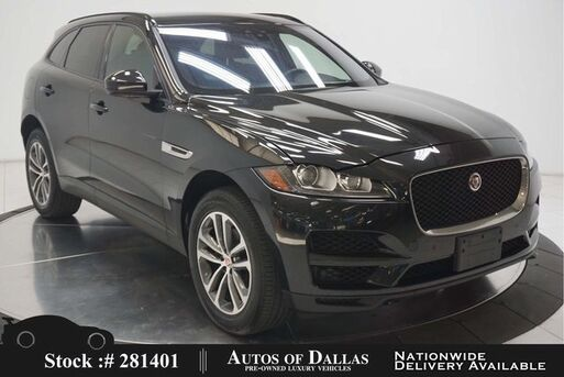 2018_Jaguar_F-PACE_25t Premium NAV,CAM,PANO,HTD STS,PARK AST,19IN WLS_ Plano TX