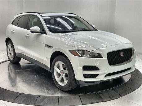 2018_Jaguar_F-PACE_25t Premium NAV,CAM,PANO,KEY-GO,19IN WHLS_ Plano TX