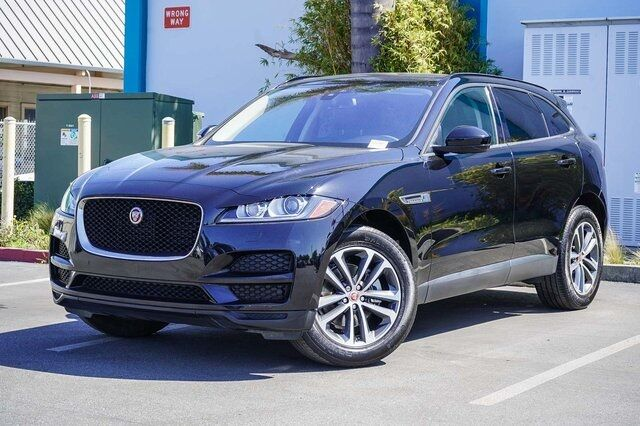 2018 Jaguar F-PACE 25t Premium Redwood City CA
