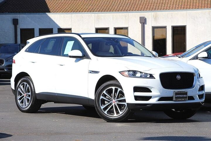 Great 2018 Jaguar F PACE 25t Premium San Jose CA ...