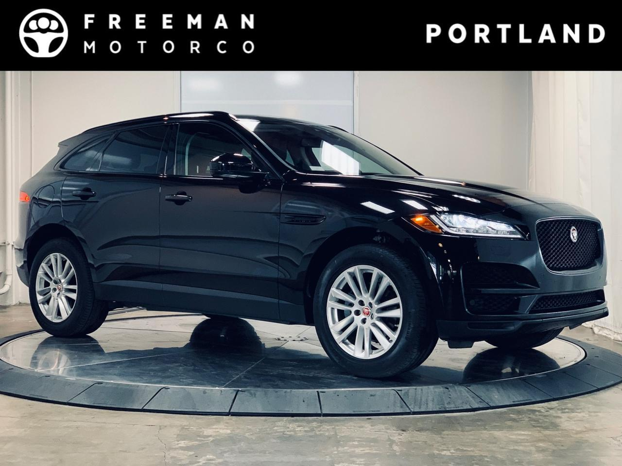 2018 Jaguar F-PACE 25t Prestige Blind Spot Monitor Heated & Cooled Seats Portland OR