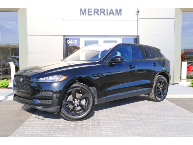 2018 Jaguar F-PACE 25t Prestige Merriam KS