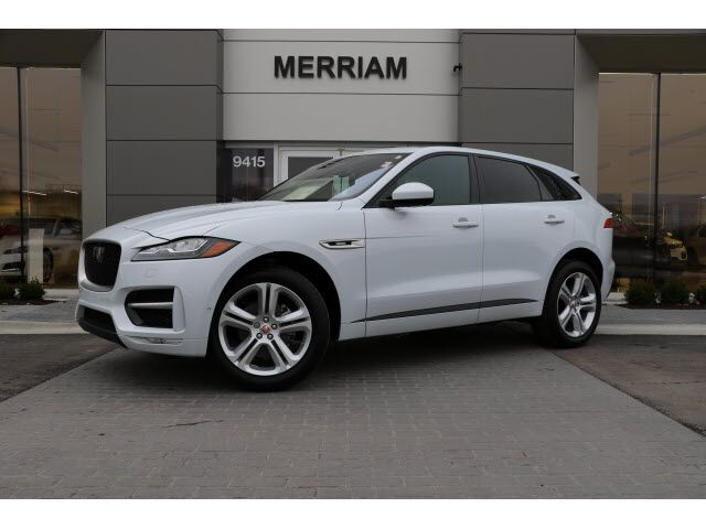 2018 Jaguar F-PACE 25t R-Sport Merriam KS