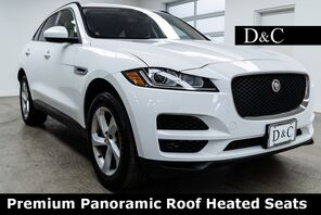 2018_Jaguar_F-PACE_30t Premium Panoramic Roof Heated Seats_ Portland OR