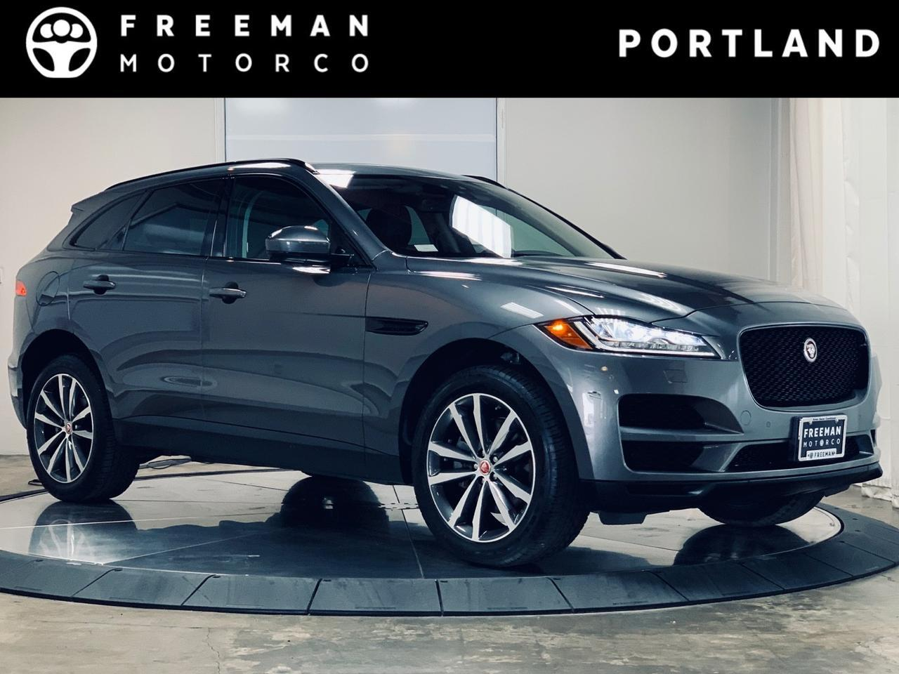 2018 Jaguar F-PACE 30t Prestige Panorama Blind Spot Monitoring Portland OR