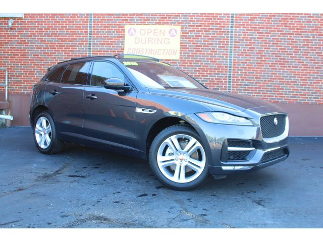 2018 Jaguar F-PACE 30t R-Sport Kansas City KS