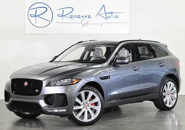 2018 Jaguar F-PACE 35T S AWD SuperCharged The Colony TX