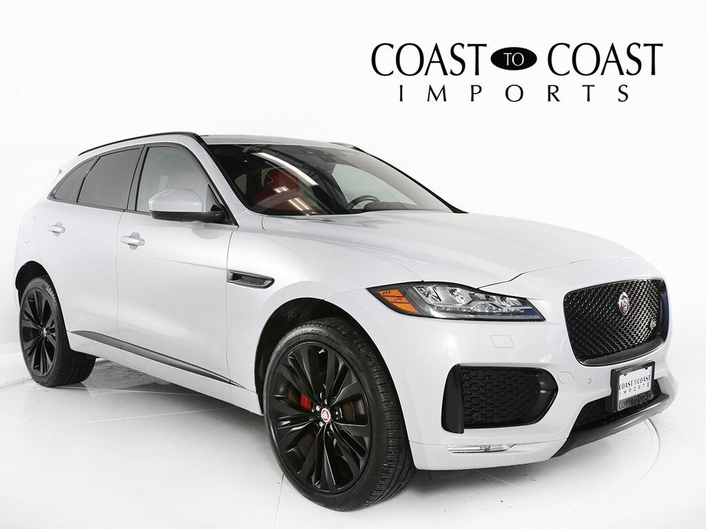 2018 Jaguar F-PACE S Indianapolis IN