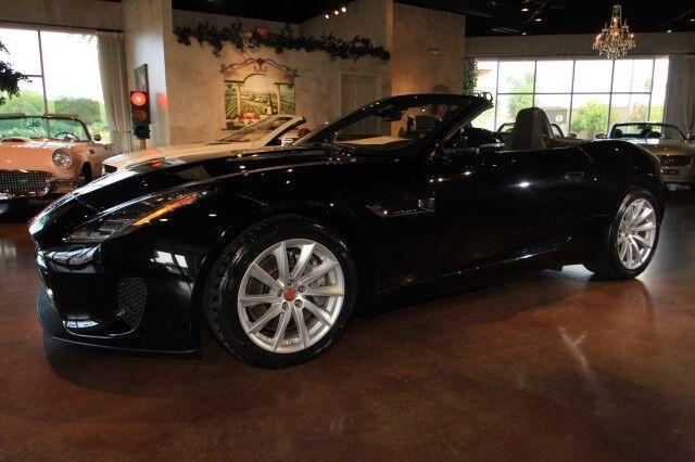 2018 Jaguar F-TYPE 3.0L 340 HP Convertible 2D Scottsdale AZ