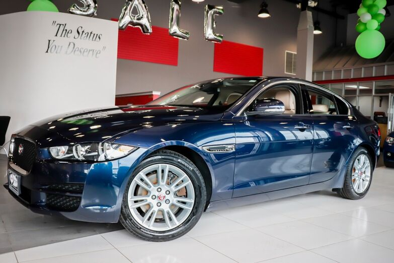 2018 Jaguar XE 25t Cold Climate Protection Package Backup Camera Navigation Sunroof 1 Owner Springfield NJ