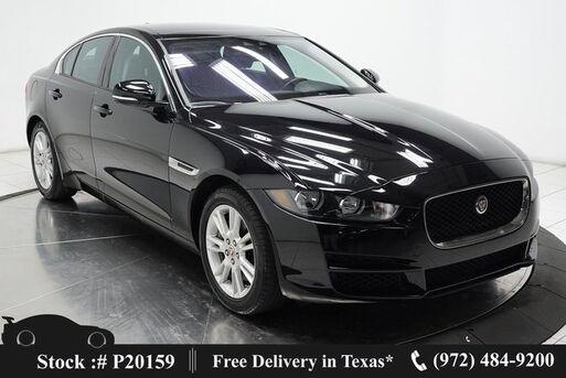 2018_Jaguar_XE_25t Premium NAV,CAM,SUNROOF,KEY-GO,17IN WHLS_ Plano TX