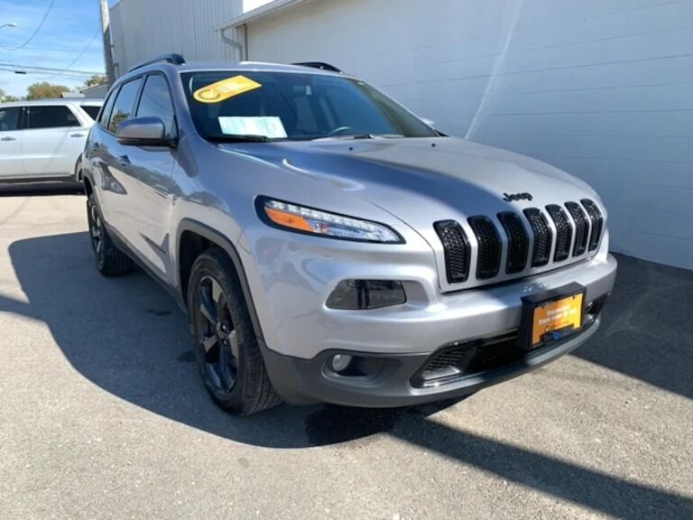 2018 Jeep CHEROKEE LIMITED Beatrice NE