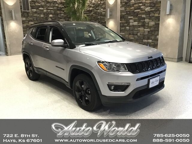 2018 Jeep COMPASS ALTITUDE 4X4  Hays KS