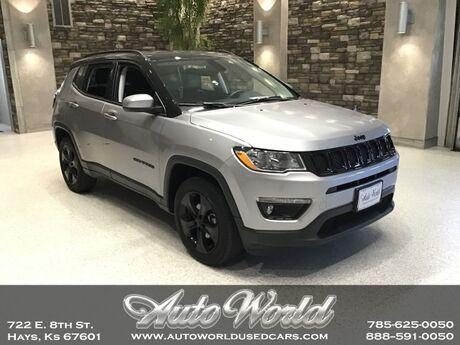 2018 Jeep COMPASS ALTITUDE 4X4  Hays KS