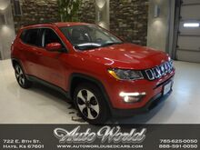 2018_Jeep_COMPASS LATITUDE 4X4__ Hays KS