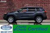 2018 Jeep Cherokee 4x4 North BCam Nav
