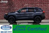 2018 Jeep Cherokee 4x4 Trailhawk Leather BCam