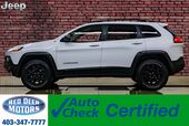 2018 Jeep Cherokee 4x4 Trailhawk Leather Roof Nav BCam