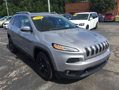 2018_Jeep_Cherokee_LATITUDE PLUS_ Evansville IN