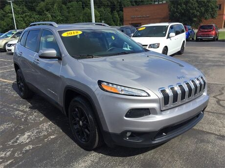 2018 Jeep Cherokee LATITUDE PLUS Evansville IN