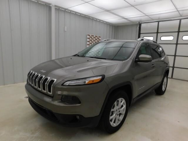 2018 Jeep Cherokee Latitude 4x4 Manhattan KS