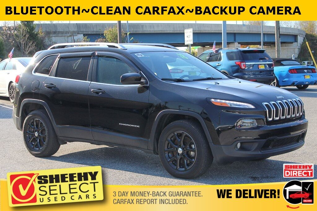 2018 Jeep Cherokee Latitude Suitland MD