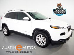 2018_Jeep_Cherokee Latitude_*BACKUP-CAMERA, COLOR TOUCH SCREEN, REMOTE KEYLESS ENTRY, STEERING WHEEL CONTROLS, ALLOY WHEELS, BLUETOOTH PHONE & AUDIO_ Round Rock TX