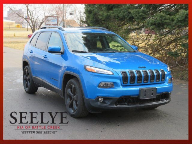 2018 Jeep Cherokee Latitude Battle Creek MI