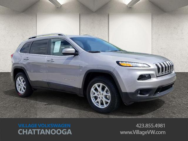 2018 Jeep Cherokee Latitude Chattanooga TN