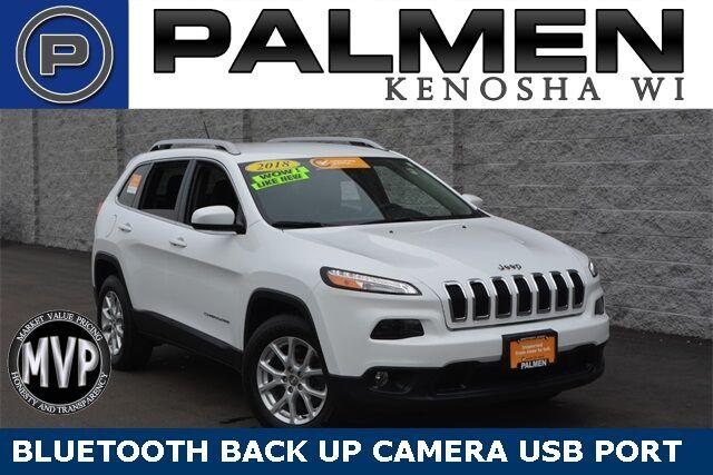 2018 Jeep Cherokee Latitude Racine WI