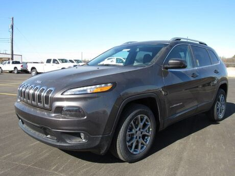 2018 Jeep Cherokee Latitude Plus Wichita Falls TX