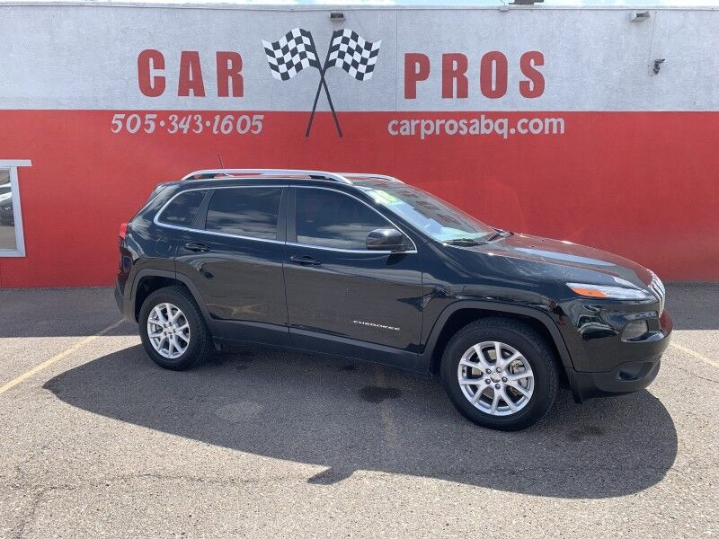 2018 Jeep Cherokee Latitude Plus Albuquerque NM