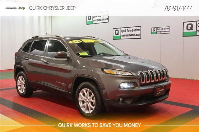 2018 Jeep Cherokee Latitude Plus Braintree MA
